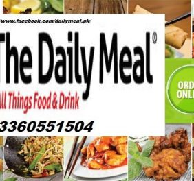 Daily Meal   Home Delivery Food in Islamabad