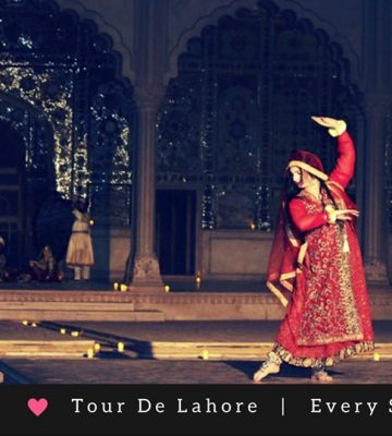 Tour De Lahore   History by Night
