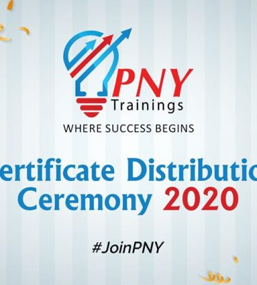 4th PNY Trainings Convocation 2020