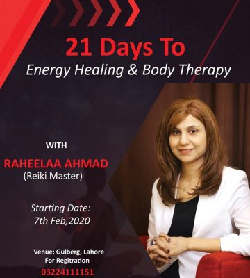 Begin A New Career In Energy Healing