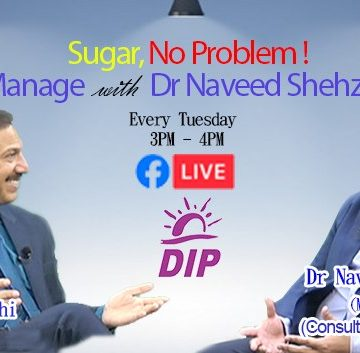 Sugar, No Problem! Manage with Dr. Naveed Shehzad