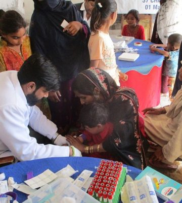 Medical Camp for Free Diagnosis