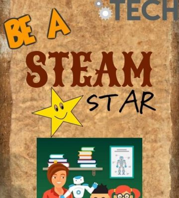 Be A STEAM Star Contest