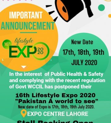 16th Life Style Expo 2020