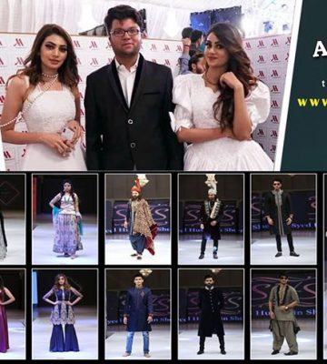 Talent Pakistan Fashion Show 4 #tpfs4