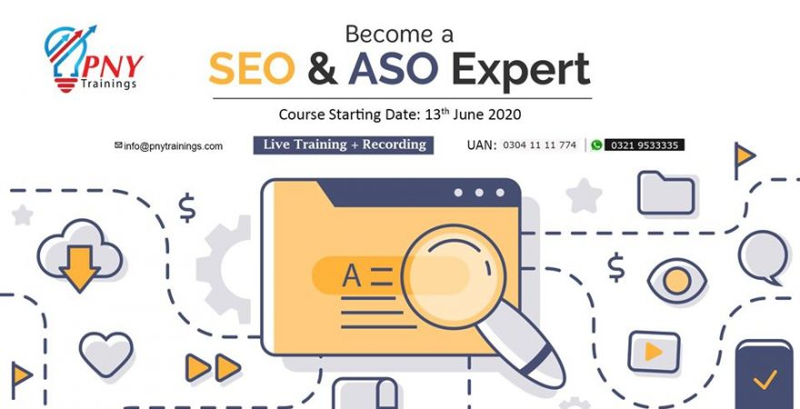 Become a SEO and ASO Expert (Live Training + Recording)