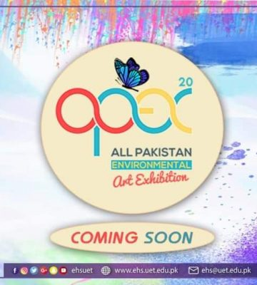 Apex'20 – All Pakistan Environmental Art Exhibition 2020
