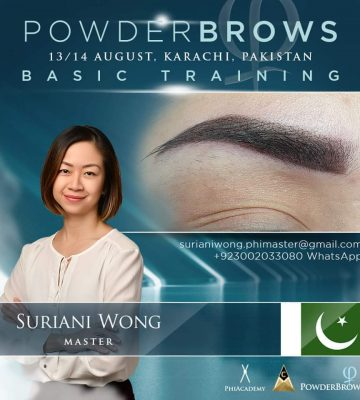 Powderbrows Basic Training