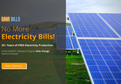 Enon Energy   Solar Solution Providers in Lahore