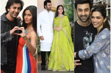 Bollywood Star And Actor Ranbir Kapoor Girlfriends