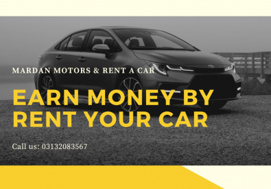 Earn Money by Rent Your Car