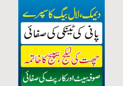 Islamabad Pest Control & Water Proofing in Islamabad