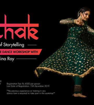 Kathak-The Art of Storytelling
