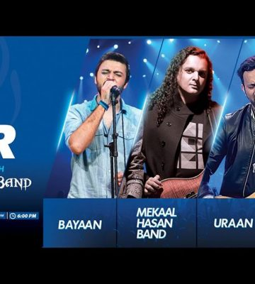Pepsi Battle of the Bands Tour with Mekaal Hasan Band