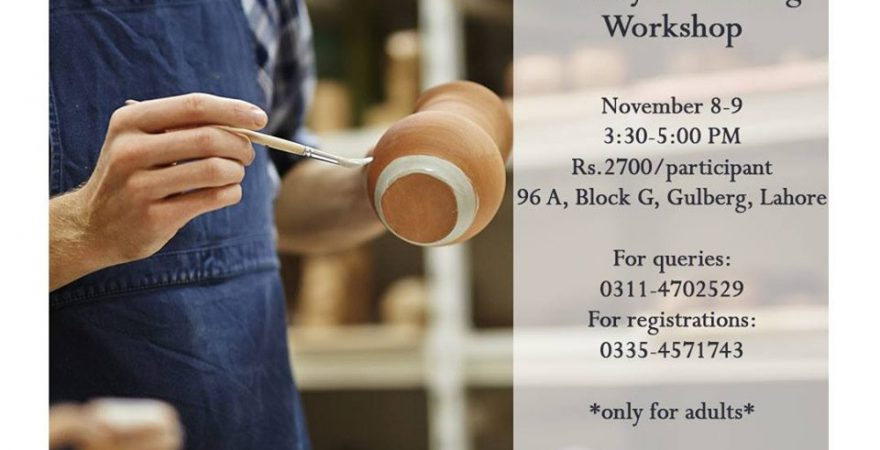 Pottery and Painting Workshop
