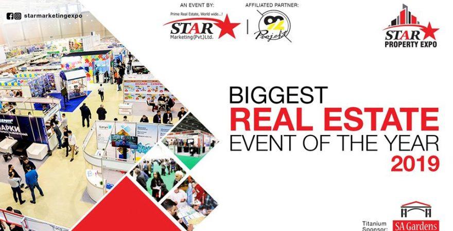 Star Property Expo Lahore 2019