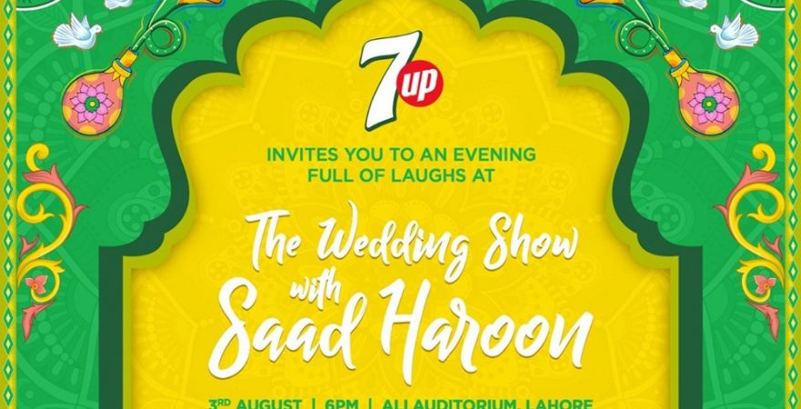 The Wedding Show with Saad Haroon | Lahore