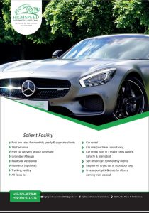 Rent a Car Sale Purchase Consultancy