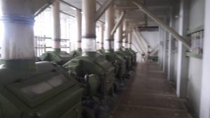 53 Kanal Flour Mill For Sale In Running