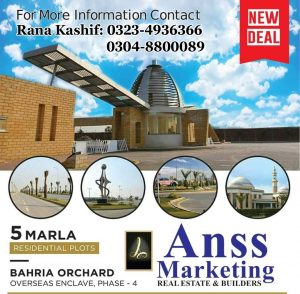Anas Marketing | Real Estate & Builders