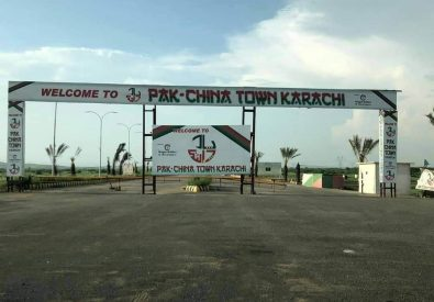 Pak China Town Karachi   Property Dealer & Real Estate Service