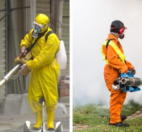 Pakistan Fire and Fumigation Services in Karachi