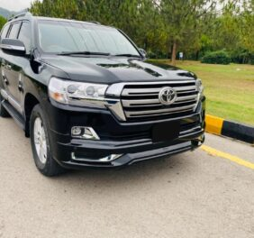 Toyota Prado For Rent In Islamabad   Falcon Tours & Travels