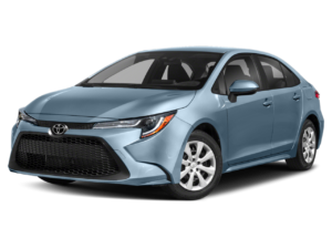 Toyota Corrolla Rent a Car without Driver