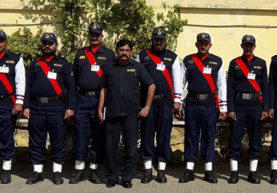 Mars Security Guards   Security Guard in Islamabad