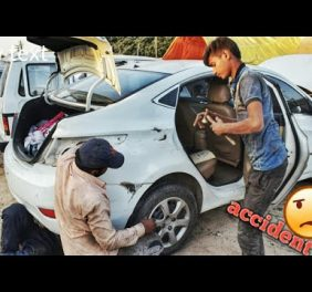 Car Denting & Painting workshop