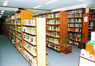 Alfanoos Library   Libraries in Gujranwala