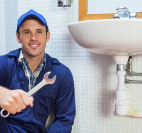 Plumber homes and of...