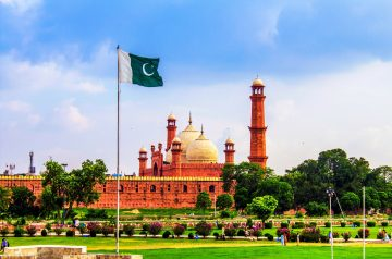 Badshahi Mosque History and Whats Inside Mosque - CityBook.Pk