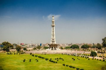 Heart of Pakistan Lahore Population Area and Famous Places - CityBook