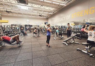 Body Strong Fitness Club