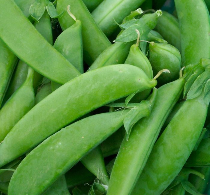 Sugar Snap Peas Zero Calorie Foods for Weight Loss
