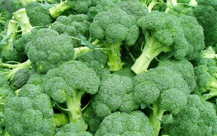Broccoli Zero Calorie Foods for Weight Loss