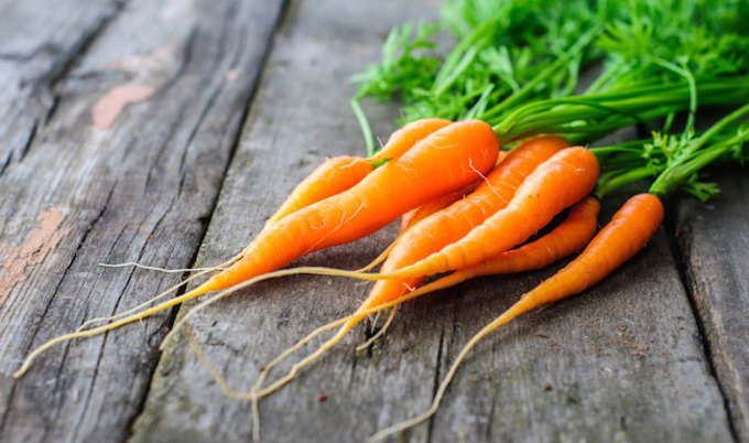 Carrots Zero Calorie Foods for Weight Loss