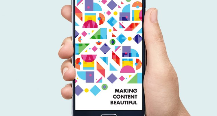How to make beautiful content using a smartphone for vlog