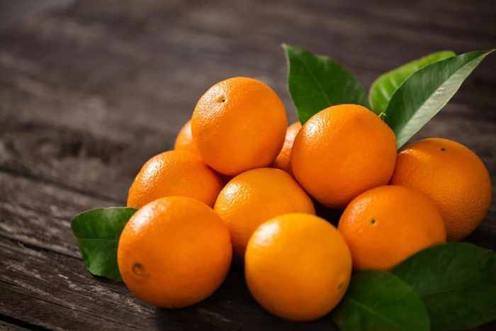 Oranges Zero Calorie Foods for Weight Loss