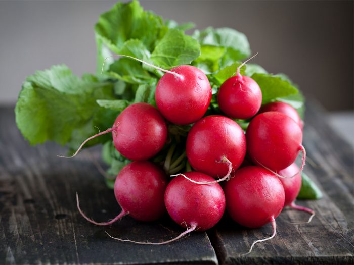 Radishes Zero Calorie Foods for Weight Loss