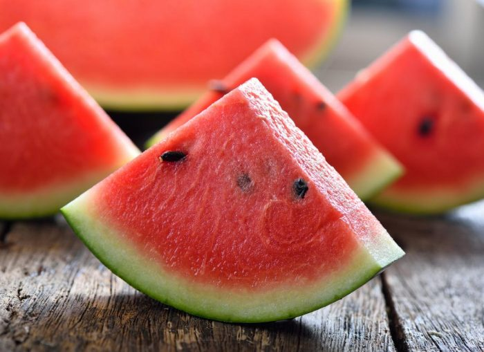 Watermelon Zero Calorie Foods for Weight Loss