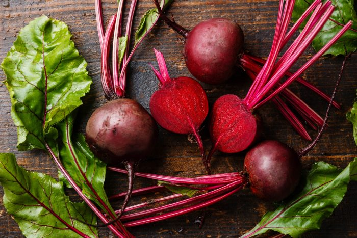 beets Zero Calorie Foods for Weight Loss