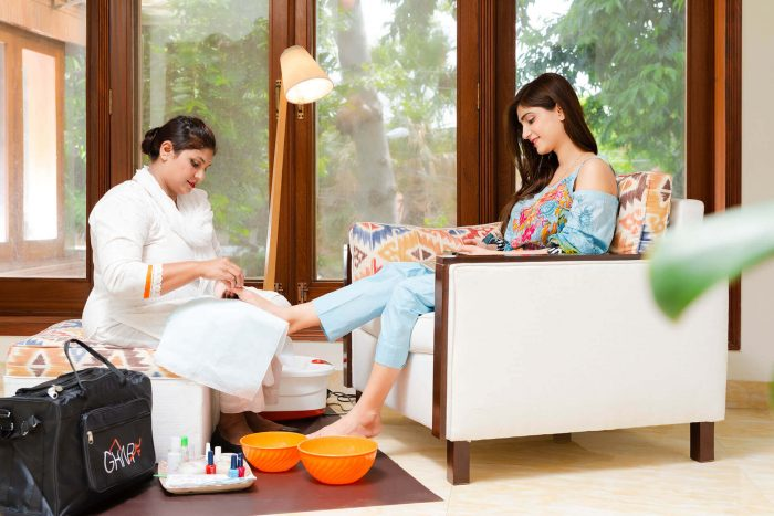 How To Do Your Medi Pedi At Home