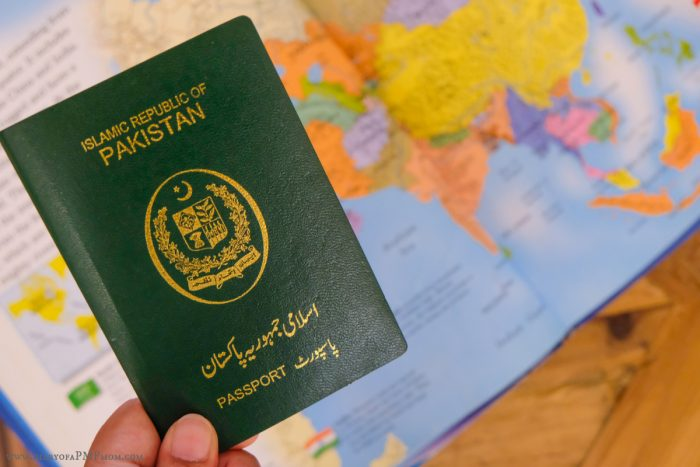Visa on arrival - City Book Pakistan