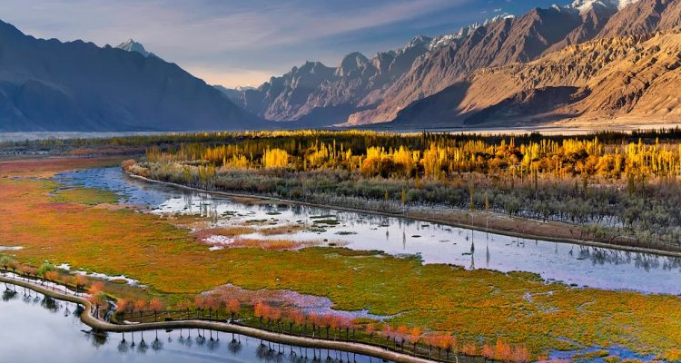 How tourism industry is evolving in Pakistan?