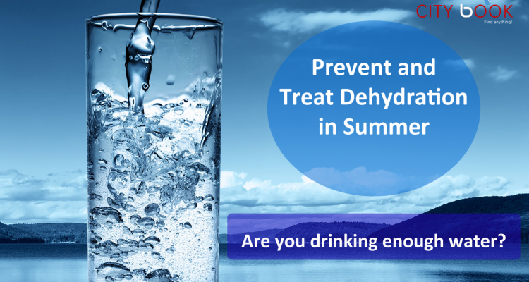How To Prevent Dehydration In This Humid Weather