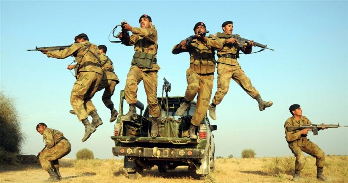 role of pakistan army in tourism industry