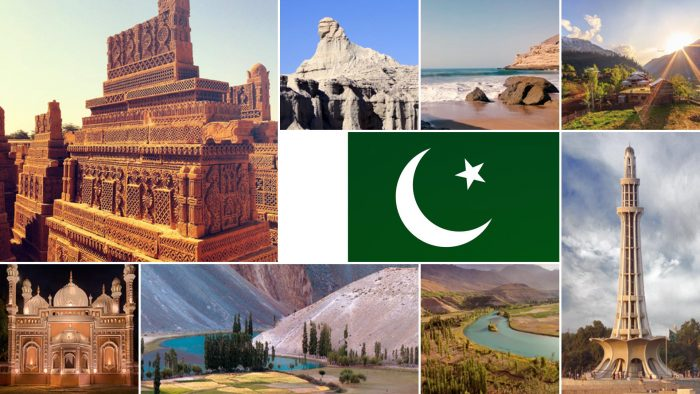 role of Pakistan government in tourism development