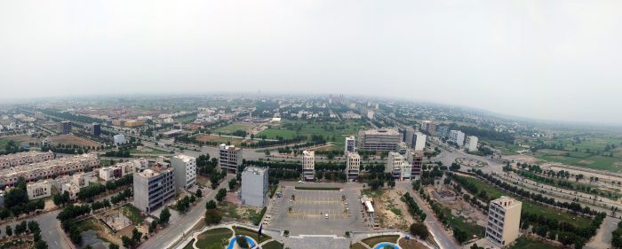 Aerial View of Bahria Town | CityBook.Pk